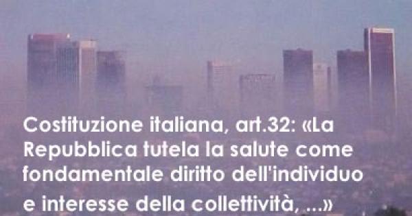 Appello al Presidente della Repubblica italiana perché ricordi alle istituzioni che esiste l'art. 32 della Costituzione