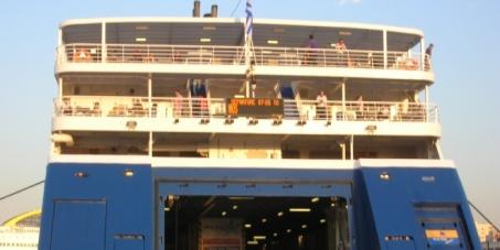 ΝΑΙ στην Ακτοπλοϊκή σύνδεση Λεμεσού με λιμάνια Ελλάδος