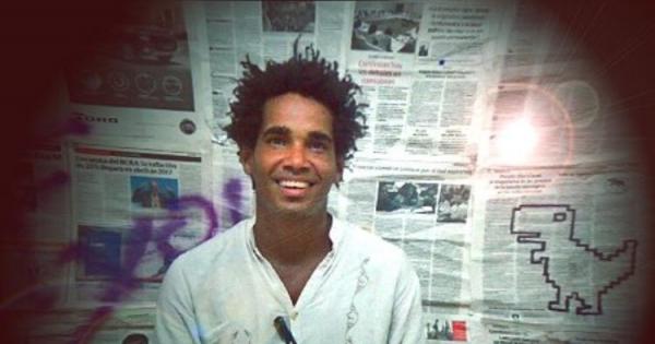 Personas interesadas en Arte Cubano: LIBEREN A LUIS MANUEL OTERO ALCANTARA