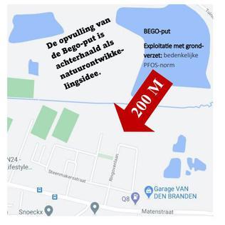 Weigering Exploitatie van BEGO-put op 200m van wijk Het Geleeg in Niel