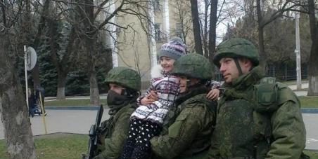 Президенту РФ,В.В.Путину: Ввести миротворческие войска России на Юго-Восток Украины