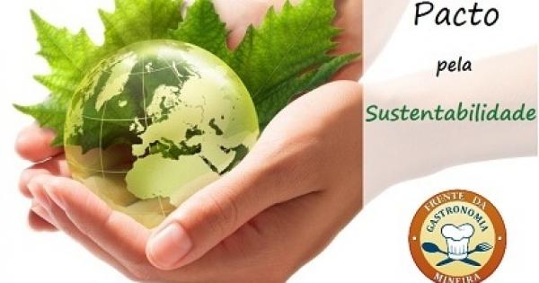Frente da Gastronomia Mineira: Pacto da Gastronomia Mineira pela Sustentabilidade
