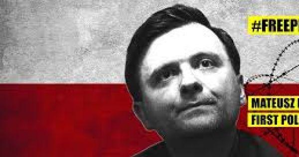 Zbigniew Ziobro Minister Sprawiedliwości Prokurator Generalny: Uwolnić Mateusza Piskorskiego!