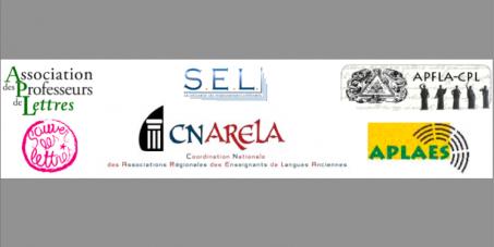 Latin et du grec ancien pour tous les élèves : nouvelle pétition surhttp://petitionpublique.fr/PeticaoListaSignata