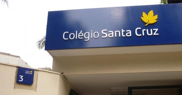 Apoio aos professores do Colégio Santa Cruz