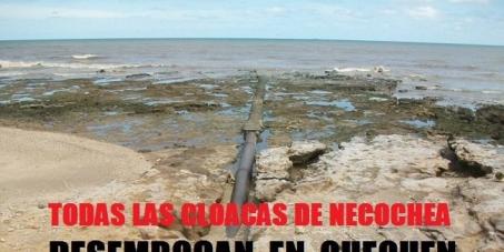 Realizacion de la Planta de Efluentes Cloacales en Punta Caraballido (Necochea-Quequen)