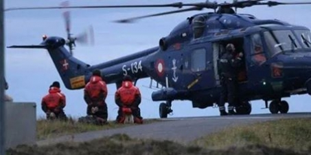 Government of Denmark and Faroese Law Enforcement Agency: Release the 14 Sea Shepherd Volunteers