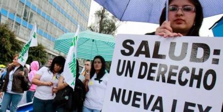 El Sistema de Salud Colombiano se Convierte en el Cáncer del Pueblo
