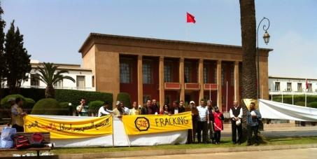 Stopper l'exploration et l'exploitation des Gaz et des Huiles de schiste au Maroc