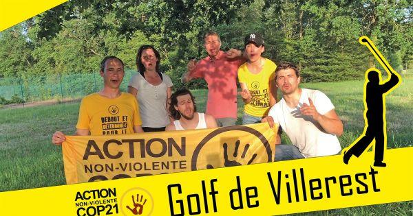 Pour stopper le Golf de Villerest et sauver les milieux sauvages et agricoles !