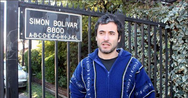 President Sebastian Piñera: Stop legal action against Javier Rebolledo!