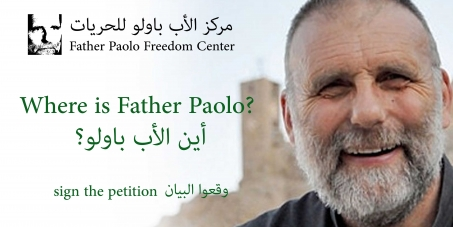 Where is Father Paolo?