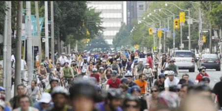Bike Lanes for Toronto Now! #MinimumGrid