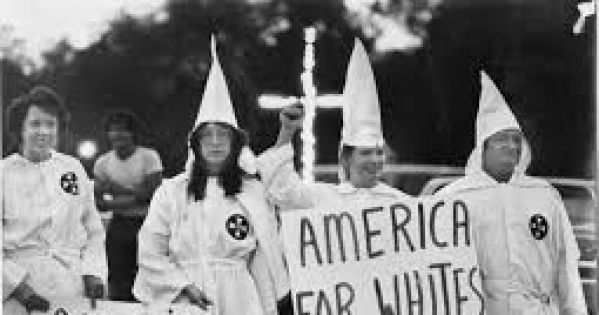 Oklahoma Legislature/Policy Makers: Ban the KKK in the state of Oklahoma