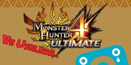 Capcom: Monster Hunter 4 Ultimate on Wii U