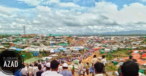 Ring the Alarm on Rohingya Crisis