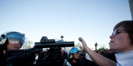 Ensemble, exigeons une commission d'enquête publique sur la violence policière de 2012