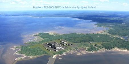 Stop the Nuclear power plant in Pyhäjoki built by Fennovoima.