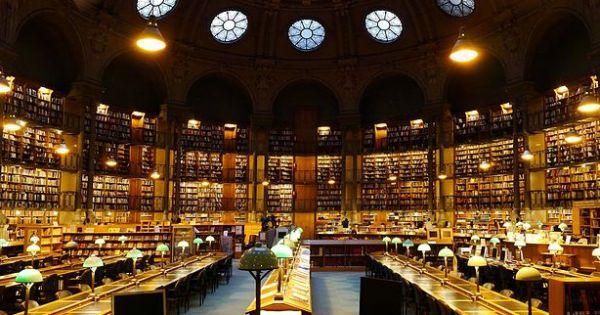 Ministère de la Culture : Pour la bibliothèque du site de Richelieu, pour ses publics et personnels!