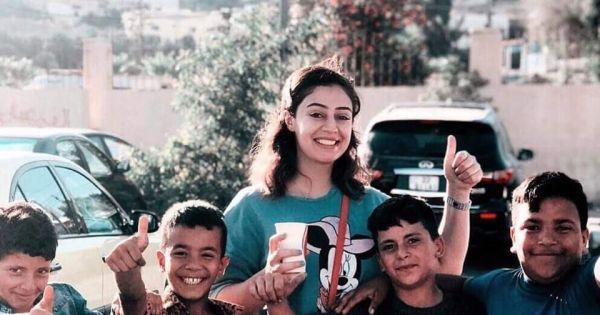 STOP The ADMINISTRATIVE DETENTION- Free Heba Labadi