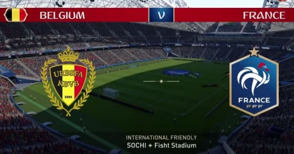 PETITION : REMATCH BELGIUM - FRANCE