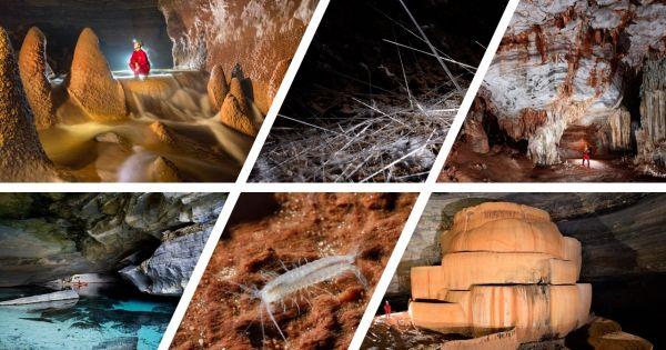 Cavernas brasileiras em perigo (Brazilian caves in danger)