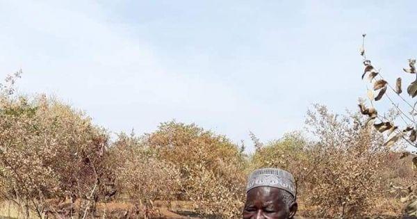 """La terre est notre patrimoine, """"Ensemble sauvons la forêt de papi Yacouba SAWADOGO"""""""