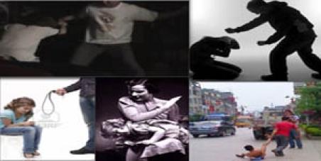 Contra la violencia intrafamiliar de padres a hijos (menores y mayores de edad)