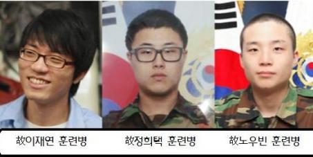 박성우 소장 파면 및 군인 건강권 실태조사 국회 청원