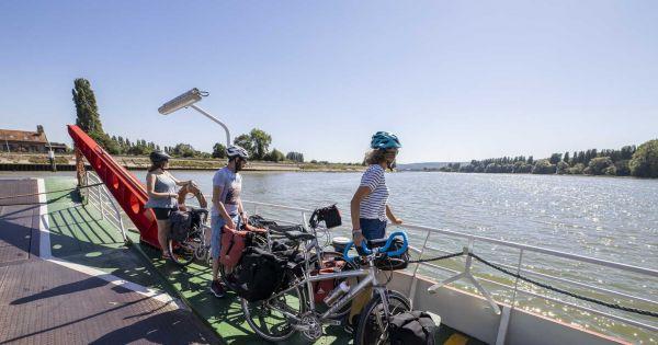 Pour un bac cyclistes et piétons sur la Loire entre St-Nazaire et St-Brévin