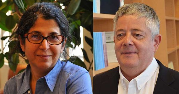 Free Fariba Adelkhah and Roland Marchal, academic prisoners in Iran
