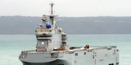 """Monsieur le Président de la République Française: Ne pas livrer à la Russie les 2 navires de guerre """"Mistral"""" commandés"""