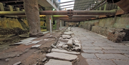 Breaking the heart of Thessaloniki through time? Save the city's byzantine center, the city's memory and identity!