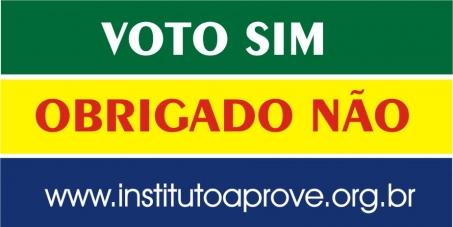 Presidência da República, Senado Federal e Congresso Nacional: Mudança na Lei Eleitoral tornando o voto facultativo.
