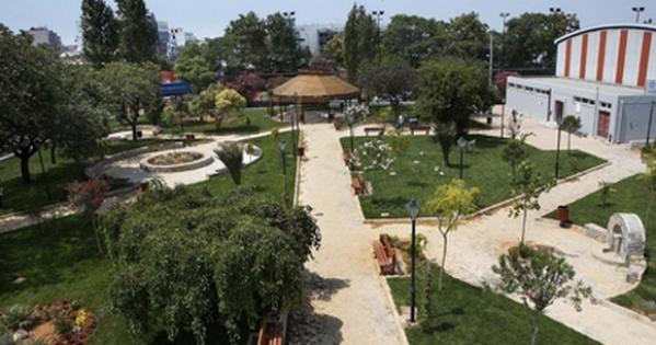 Διάσωση Πάρκου Ρουφ