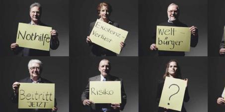 Ständerat Filippo Lombardi: Wir fordern den Erhalt der Bundesgarantie im neuen Auslandschweizergesetz!