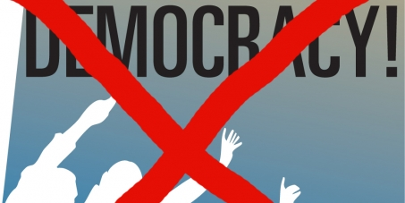 Save Denmarks and YOUR Democracy!