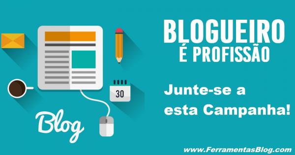"""Pelo reconhecimento da Profissão """"Blogueiro(a)"""" no Brasil"""
