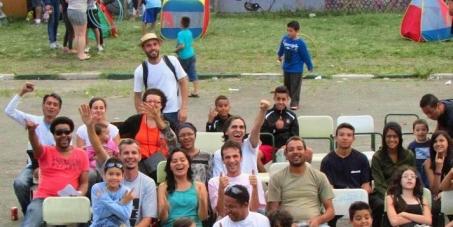 PELA PERMANÊNCIA DOS ESPAÇOS CULTURAIS E COMUNITÁRIOS NA REGIÃO DE ITAQUERA.