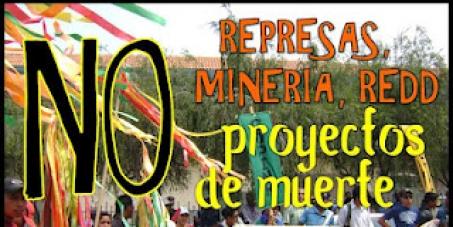 Justicia en Honduras para Berta Cáceres del COPINH y para las comunidades en luchan en defensa de territorios lencas