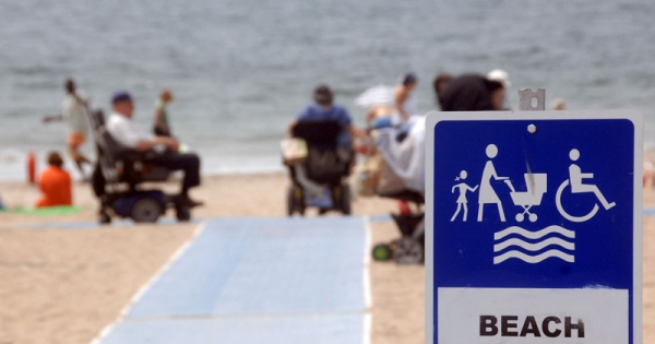 Make Beaches in Goa Wheelchair Accessible