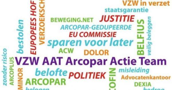 ARCOPAR-gedupeerden stellen zich burgerlijke partij tegen ACW - ARCO - DEXIA