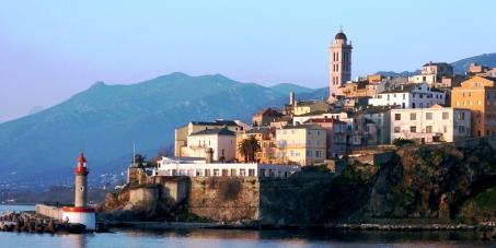 Contre le projet du port de la Carbonite à Bastia en Corse