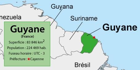 Stop à l'insécurité et aux pillages en Guyane