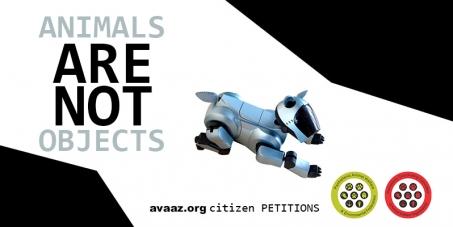 Τέλος στην κακοποίηση των ζώων! Ναι στην Αναθεώρηση του Συντάγματος. Υπογράφουμε εδώ!