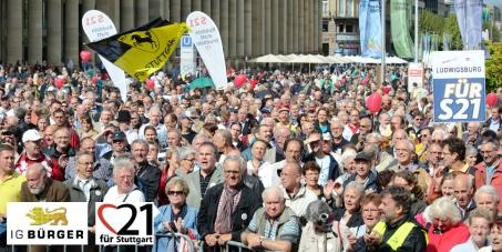 Stuttgart 21 - Appell an den Aufsichtsrat, die Mehrkosten zu genehmigen!