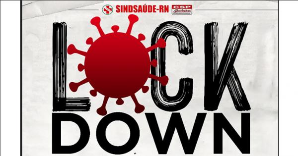 Abaixo Assinado Exigindo Lockdown em Natal e Regiões Metropolitanas