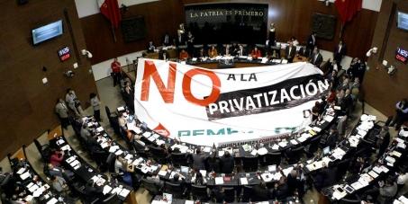 Enrique Peña Nieto: LA CIUDADANÍA MEXICANA NO aprueba la Reforma Energética!!!