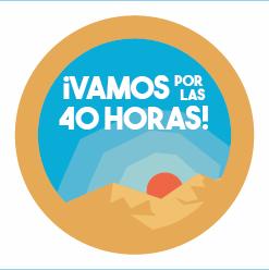 #VamosPorLas40Horas: Que el Senado apruebe el proyecto de reducción de la jornada laboral