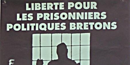 etat français: liberation des prisonniers politiques bretons